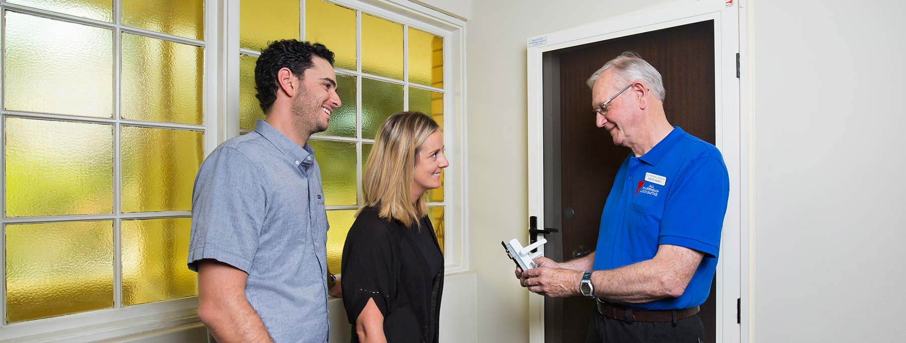 caring and trustworthy locksmith